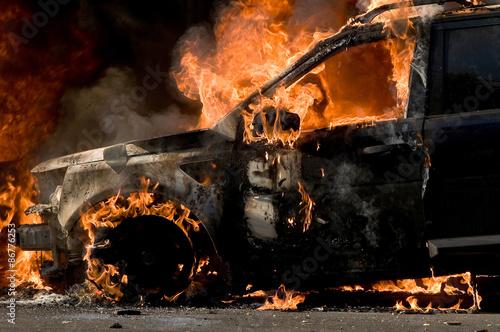 Tablou Canvas incendio