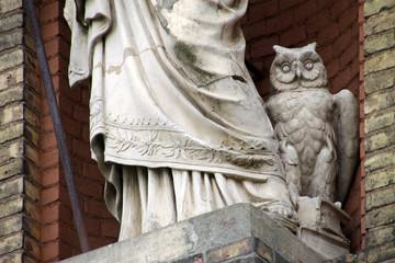 Kip Atene na kući u Schwerinu