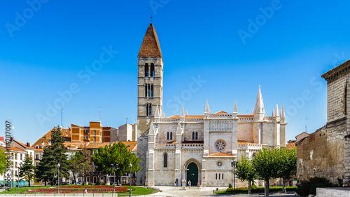 Church of Saint Mary the Ancient, Valladolid, Spain