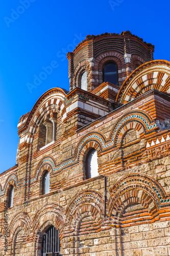 Fotografie, Obraz  Church of Christ Pantokrator, Old town of Nesebar, Bulgaria, Bulgarian Black Sea Coast