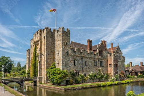 Fotografía  Hever Castle in Kent, England
