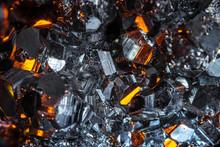 Raw Pyrite Crystals