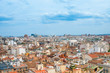 View above of Valencia, Spain