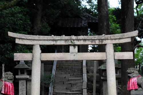 Photo  Shrine Atago jinja in Inano jinjya-2
