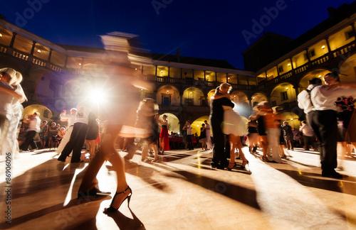Fototapeta Magic of Tango obraz