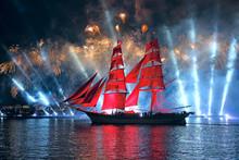 Celebration Scarlet Sails Show...