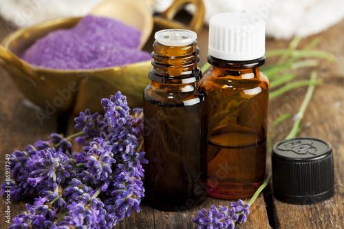 Fotografie, Obraz  Lavender Aromatherapy