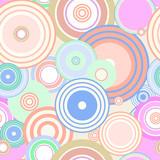 Ð¡olorful circles seamless