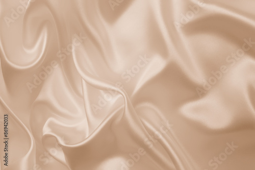 Fotografie, Obraz Smooth elegant lilac silk or satin texture can use as background