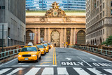 Fototapeta Nowy Jork - Grand Central Terminal as seen from the Park Avenue viaduct