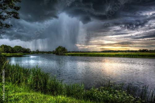Дождевая туча