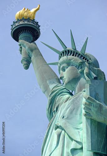 Fotografie, Obraz  Statue of Liberty, Liberty Island, New York City