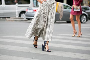 Fashion style à Paris