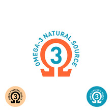 Omega 3 Logo