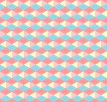 Hex Pastel Pattern