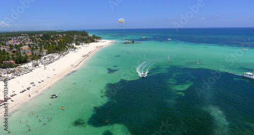 Foto op Plexiglas Caraïben Punta Cana
