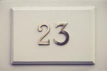 Twenty Three (23) Door Number ...