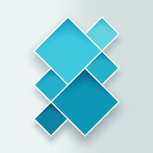 Abstract Square Background 2
