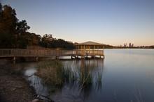 Lake Monger, Perth, Western Australia