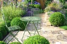 Cast Iron Garden Furniture Outdoors