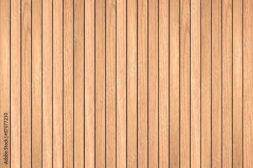 Canvastavla Brown grunge wood texture background