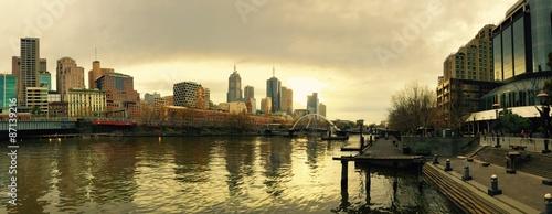 morning in Melbourne
