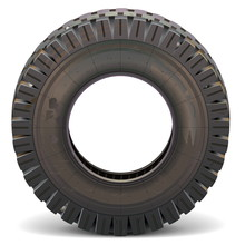 Vector Old Truck Tire