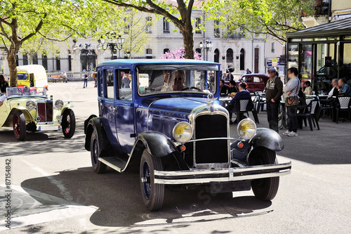 old car from the 1920s © Gilles Paire
