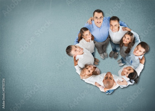 Valokuva  Group Of People, Multi-Ethnic Group, Happiness.