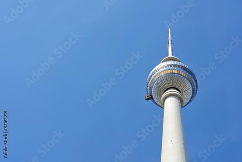 Keuken foto achterwand Berlijn Berlin TV Tower
