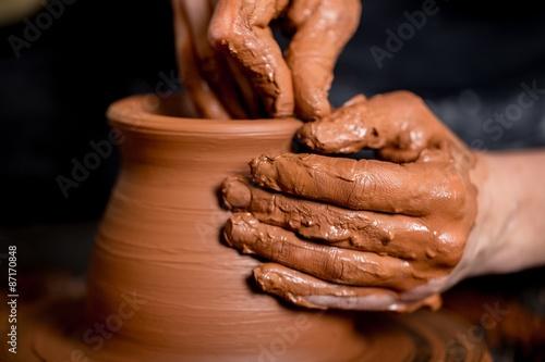 Fotografía  Handicraft, dirty, form.