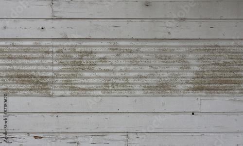 Photo  Dirty Corrugated Mix