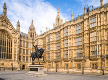 Houses Of Parliament, London. ...