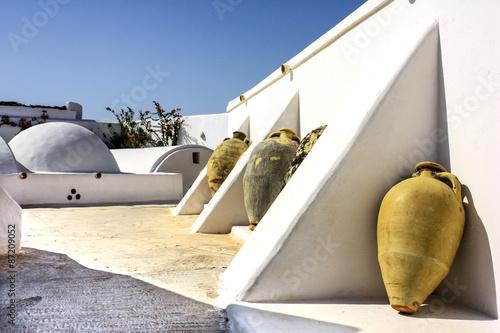 Staande foto Tunesië Museo El Guelalla Djerba Tunisia