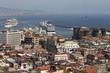 Panoramic view of Naples, Napoli, Italy