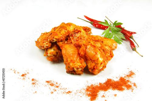Photo ailerons de poulet 16072015