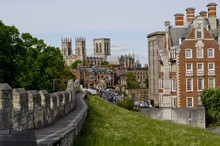 Fortified Cities,York Bar Wall...