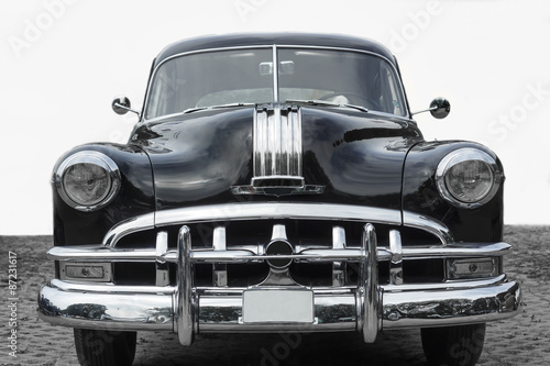 Canvas Print US-Cars
