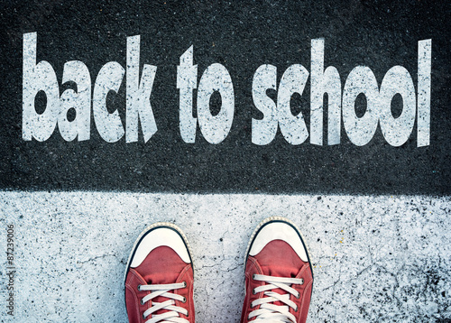 Fényképezés  Back to school