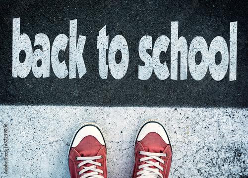 Fotografija  Back to school