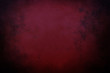 canvas print picture -  red abstract background
