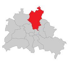 Berlin Pankow - Vektor