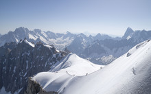 Aiguille Du Midi - 3,842 M ,mo...