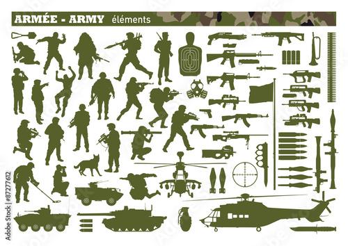 Obraz na plátne ARMEE ELEMENTS