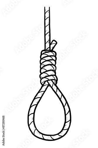 Fotografija rope with noose