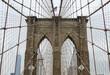 Brooklyn Bridge in New York City, United States of America