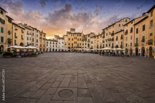Fotografering Lucca,toscana