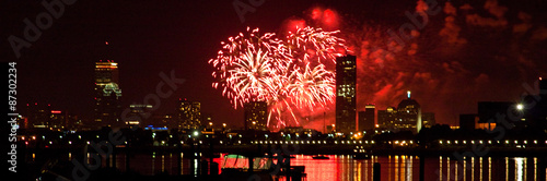 Fireworks Boston #87302234
