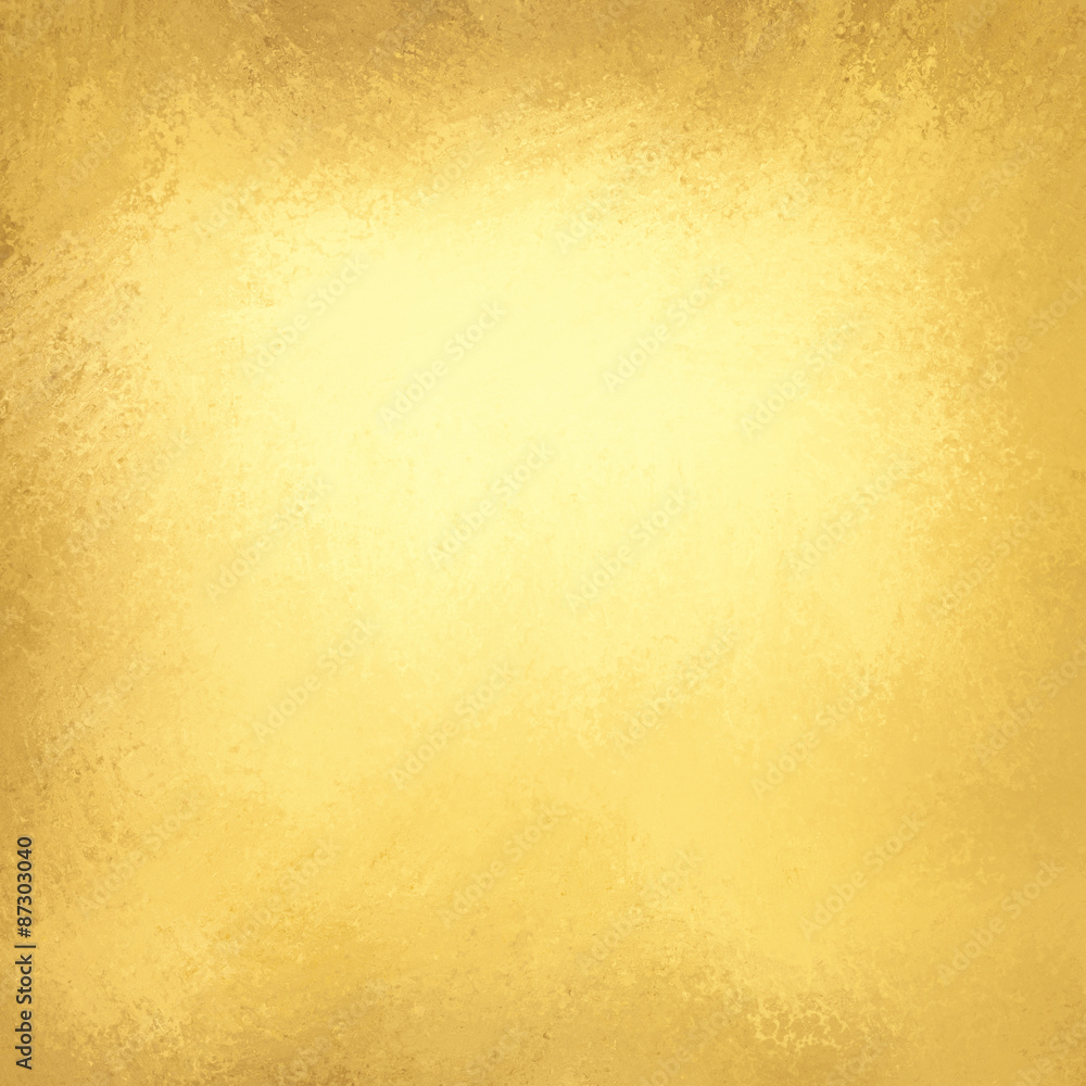 photo art print gold background paper texture is old vintage