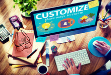 Customize Ideas Identity Indiv...